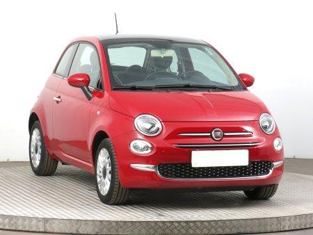 Fiat 500, 2018