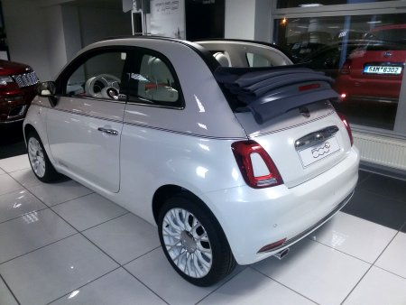 Fiat 500, 2018 - pohled č. 3