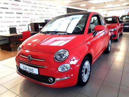 Fiat 500, 2019