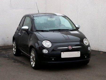 Fiat 500, 2010
