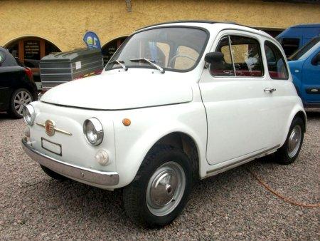 Fiat 500, 1972