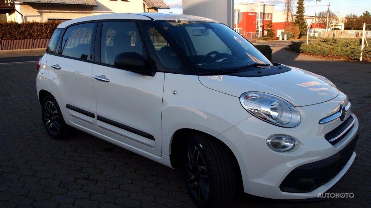Fiat 500L, 2020 - celkový pohled
