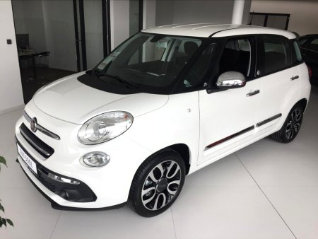 Fiat 500L, 2019