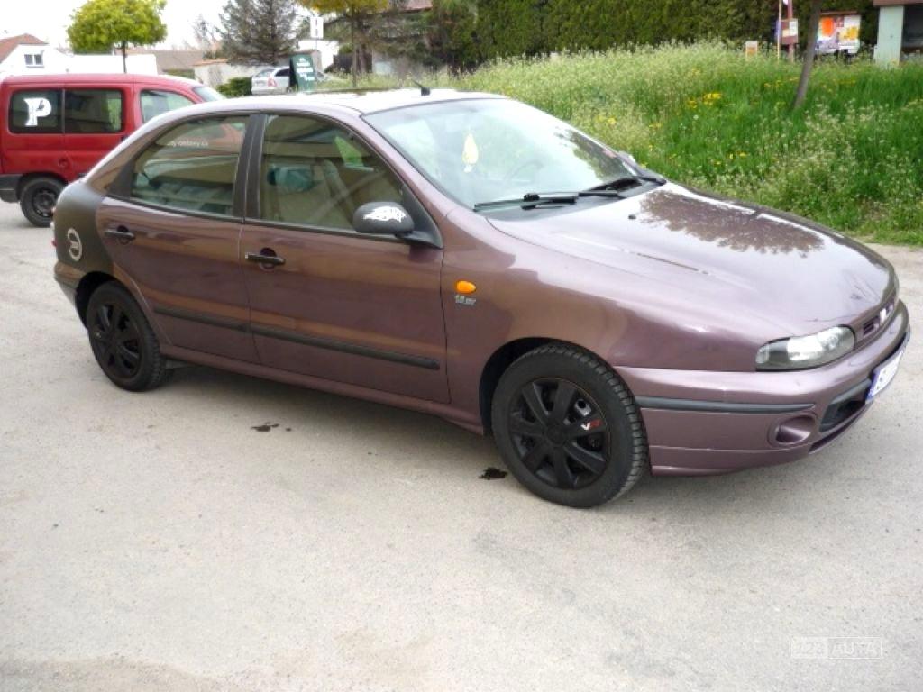 Fiat Brava, 1998 - celkový pohled