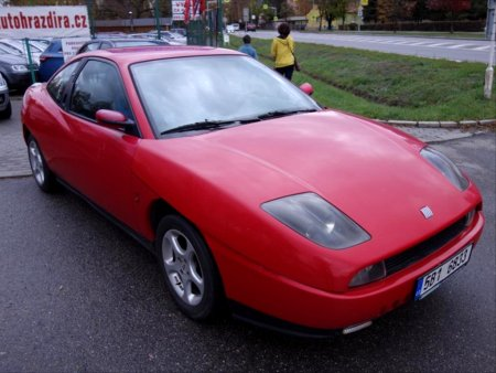 Fiat Coupé, 1996