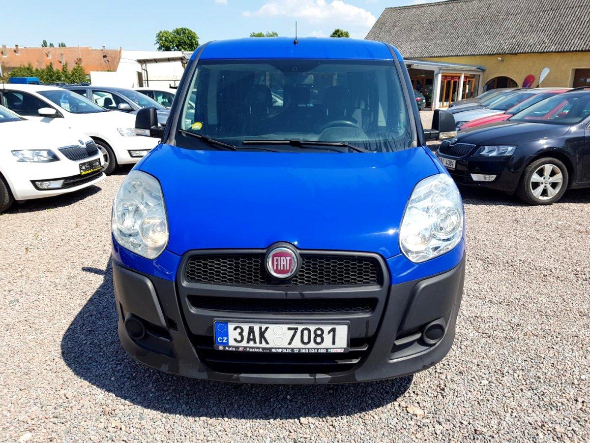 Fiat Dobló cargo, 2013 - pohled č. 2