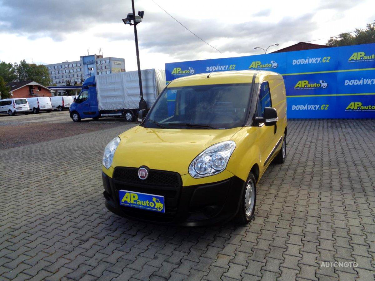 Fiat Dobló cargo, 2014 - celkový pohled