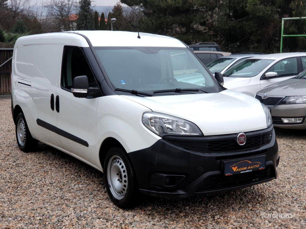 Fiat Dobló cargo, 2017 - celkový pohled