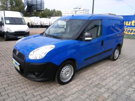 Fiat Dobló cargo, 2012