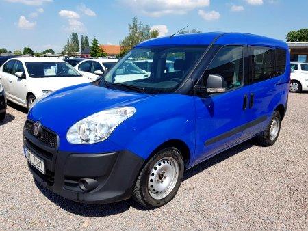 Fiat Dobló cargo, 2013
