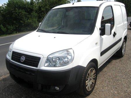 Fiat Dobló cargo, 2010