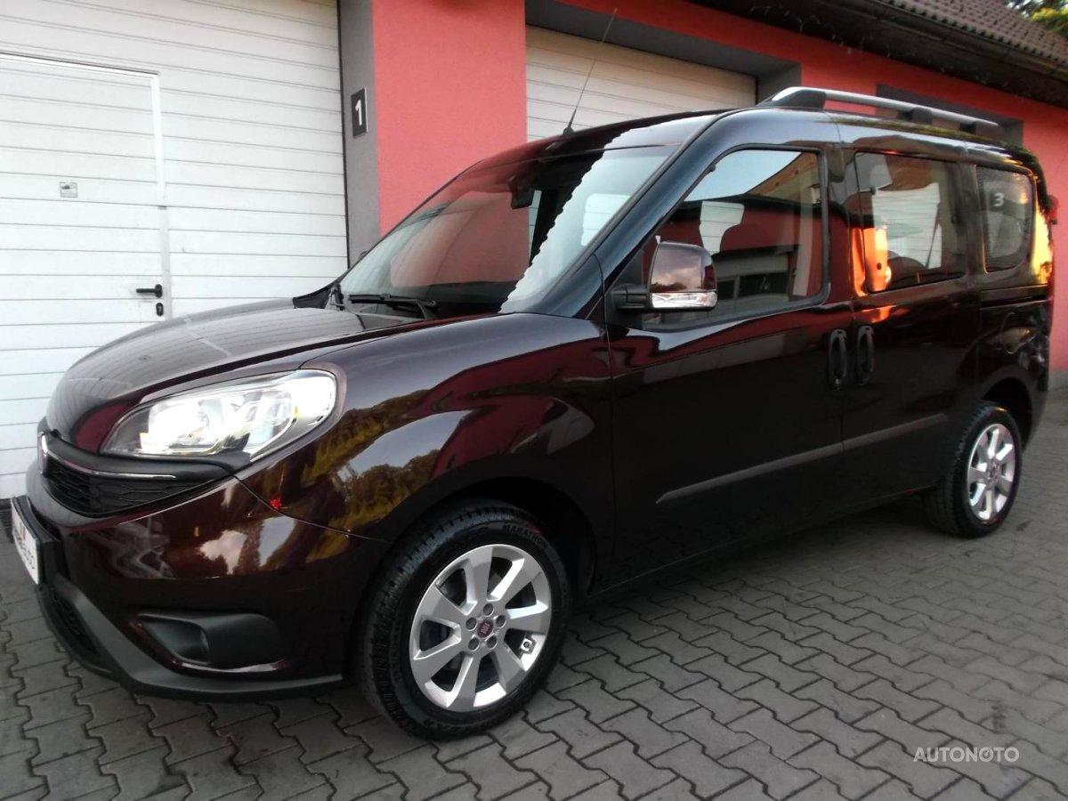 Fiat Dobló, 2015 - celkový pohled