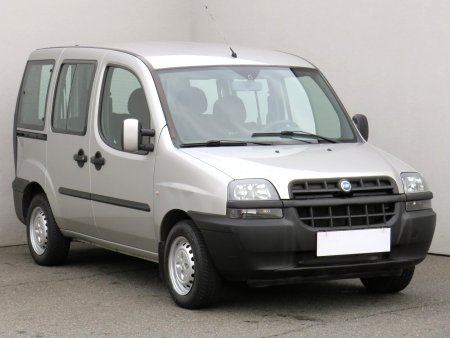 Fiat Dobló, 2004