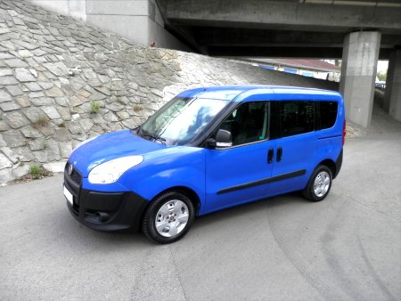 Fiat Dobló, 2013