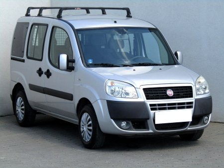 Fiat Dobló, 2009