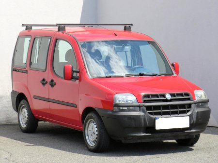 Fiat Dobló, 2001