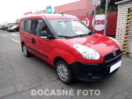 Fiat Dobló, 2014