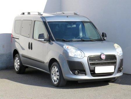 Fiat Dobló, 2011