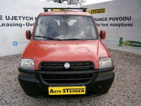 Fiat Dobló, 2002