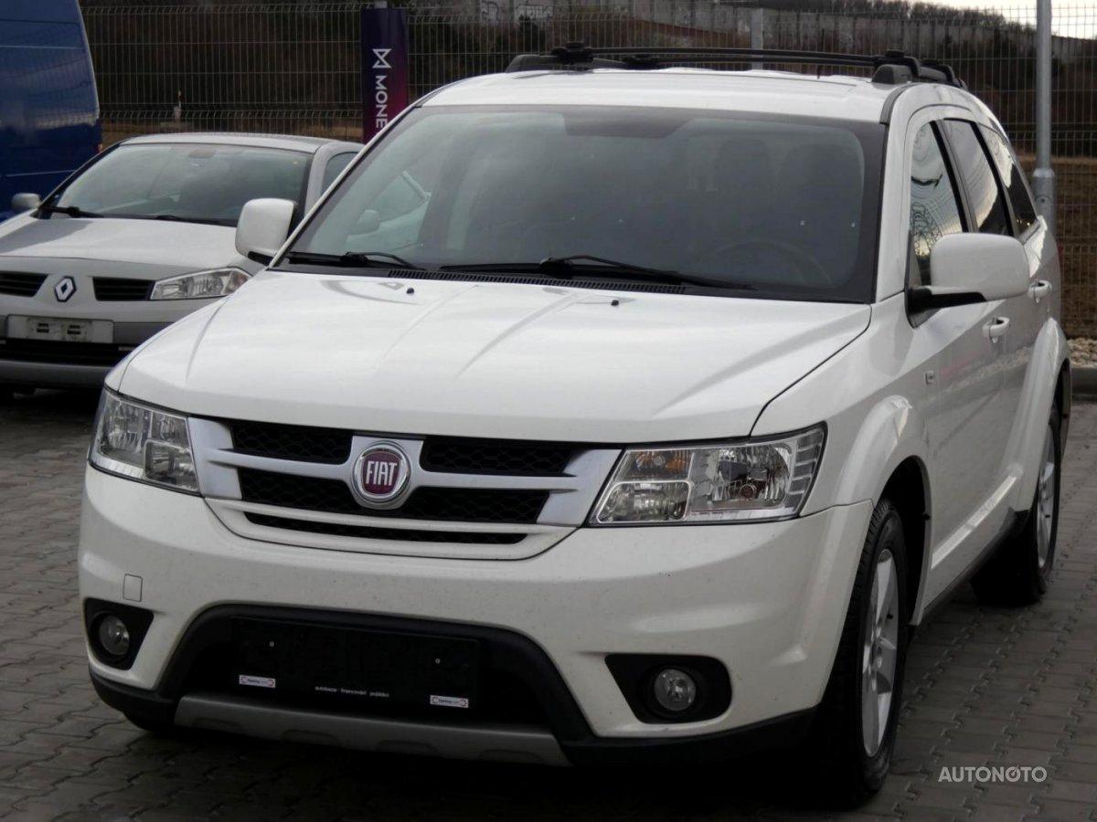 Fiat Freemont, 2012 - celkový pohled