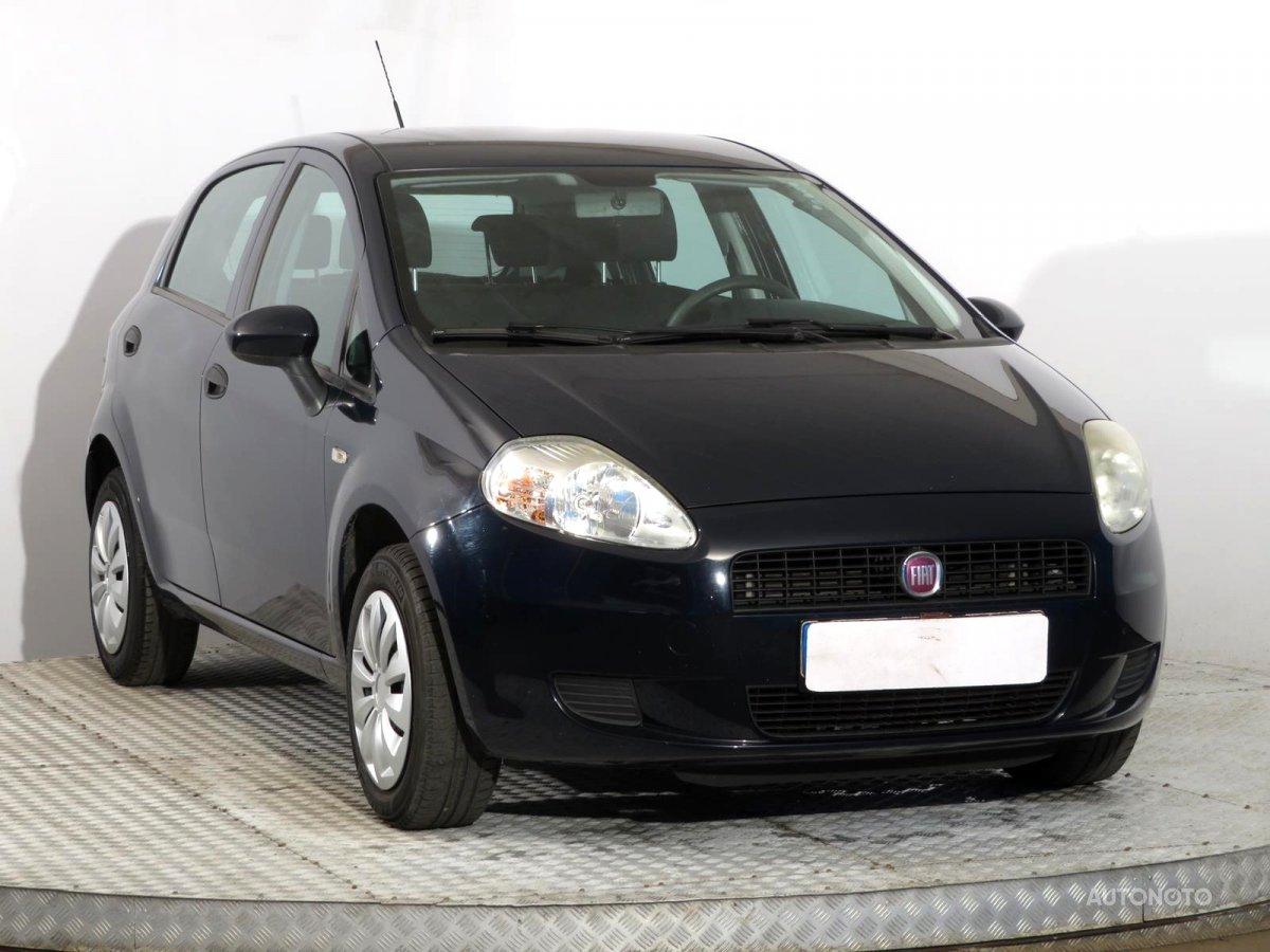 Fiat Grande Punto, 2010 - celkový pohled