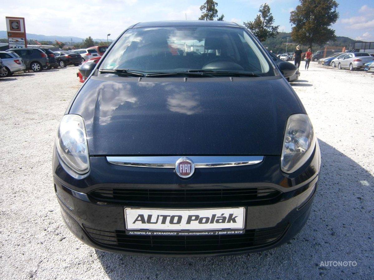 Fiat Grande Punto, 2011 - celkový pohled