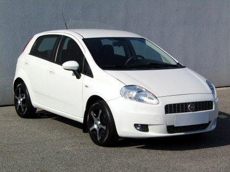 Fiat Grande Punto, 2010