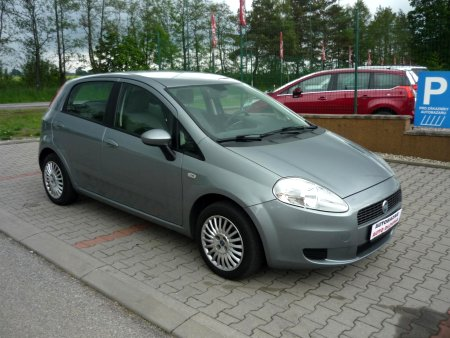 Fiat Grande Punto, 2005