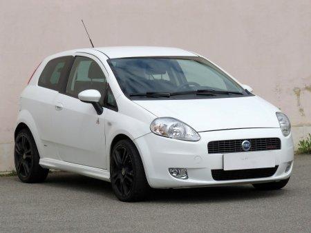 Fiat Grande Punto, 2007
