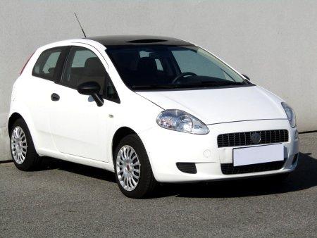 Fiat Grande Punto, 2009