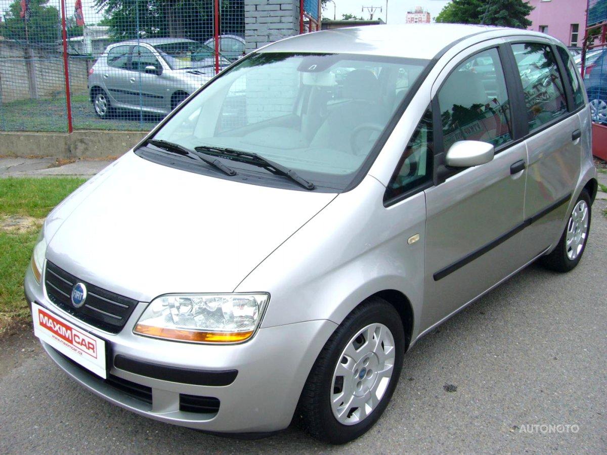 Fiat Idea, 0 - celkový pohled