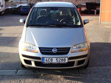 Fiat Idea, 2004