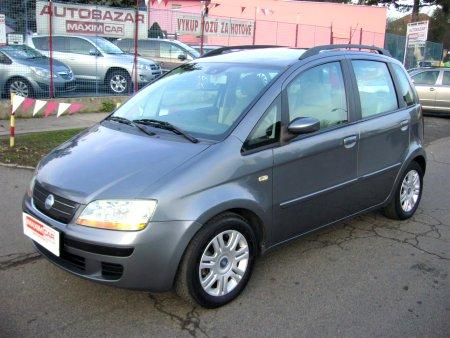 Fiat Idea, 0