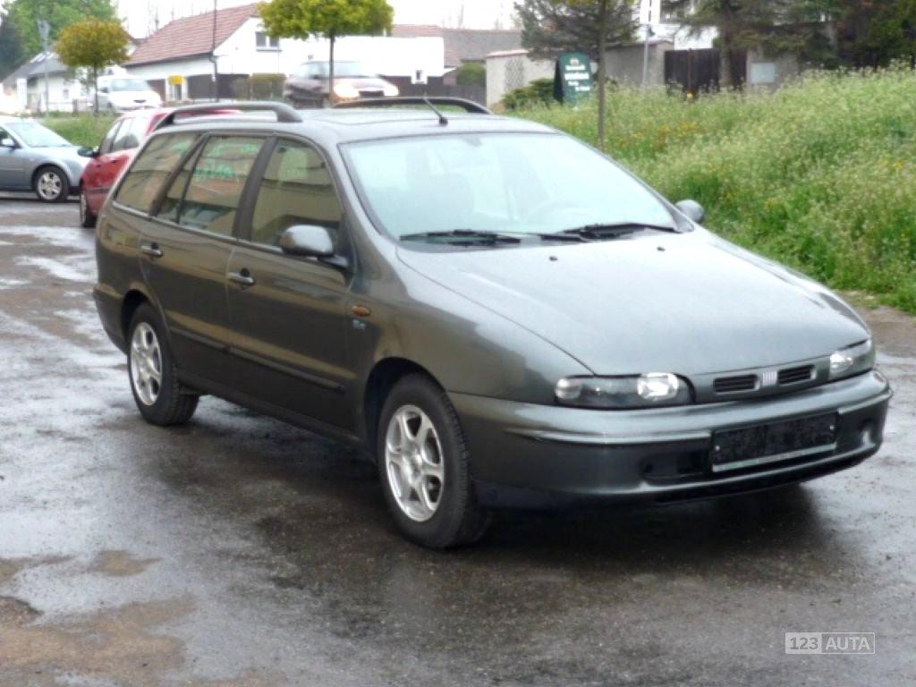 Fiat Marea, 1998 - celkový pohled