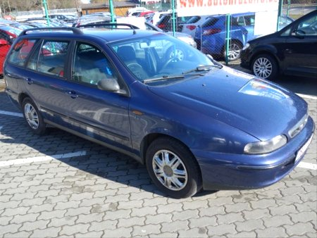 Fiat Marea, 1998