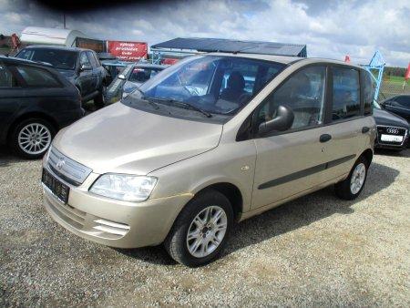 Fiat Multipla, 2008