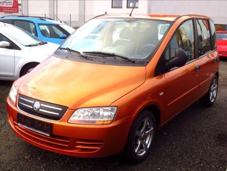 Fiat Multipla, 2004