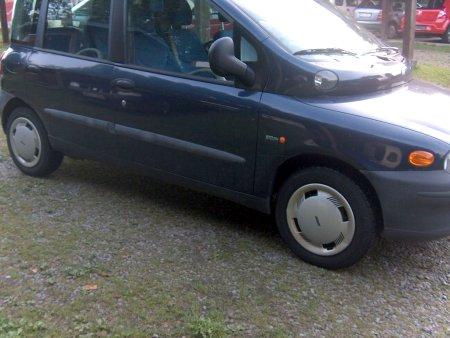Fiat Multipla, 2000