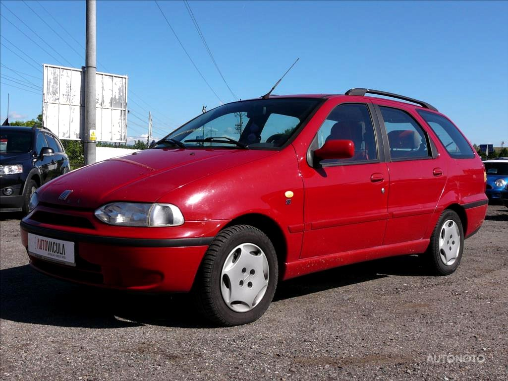 Fiat Palio, 1999 - celkový pohled