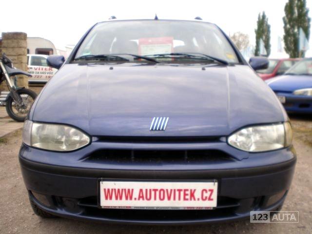 Fiat Palio, 2000 - celkový pohled
