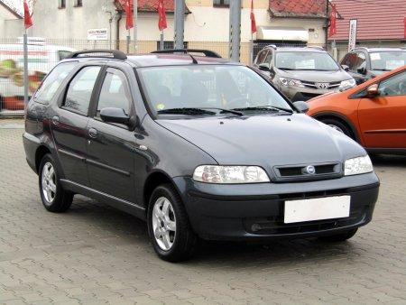 Fiat Palio, 2004