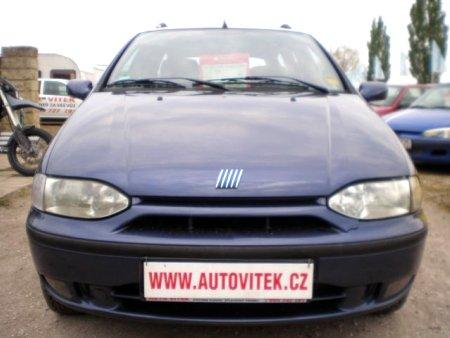 Fiat Palio, 2000
