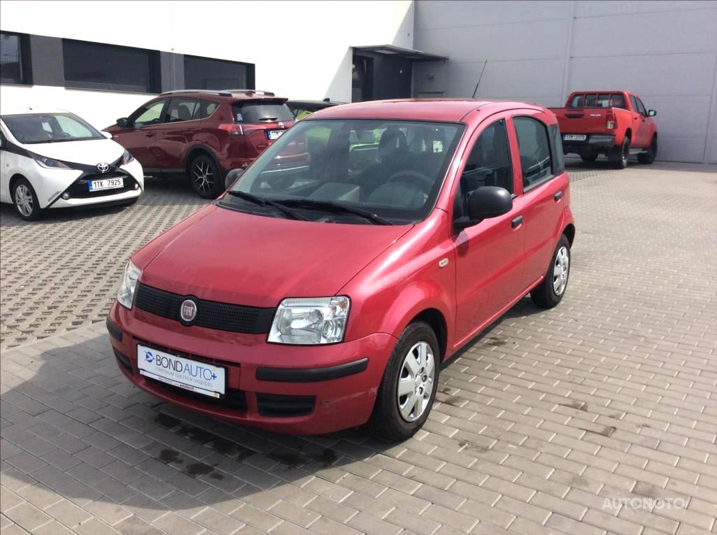 Fiat Panda, 2010 - celkový pohled