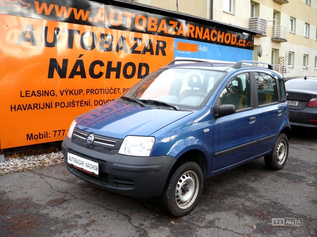Fiat Panda, 2005 - celkový pohled