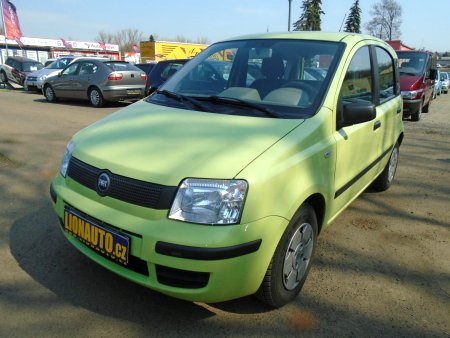 Fiat Panda, 2005
