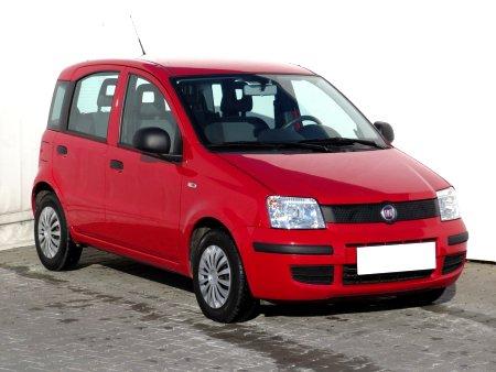 Fiat Panda, 2012