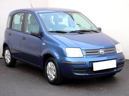 Fiat Panda, 2004