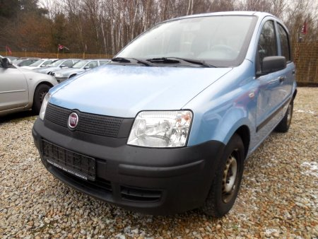 Fiat Panda, 2008
