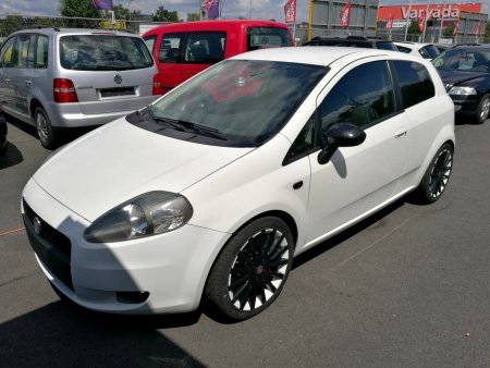 Fiat Punto Evo, 2008