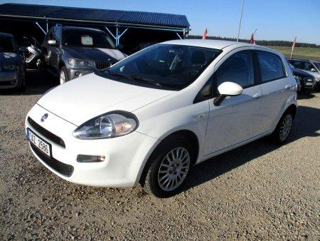 Fiat Punto Evo, 2014